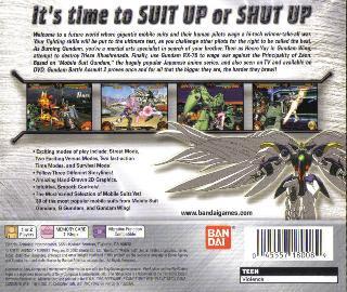 Screenshot Thumbnail / Media File 1 for Gundam Battle Assault 2 [NTSC-U]